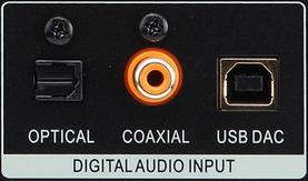 Oppo BDP-105 Entrées Audio