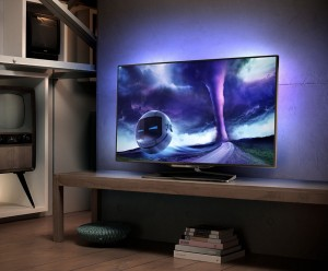 Philips Ambilight Série 8000