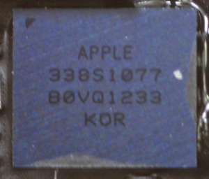 Apple Cirrus Logic Chip