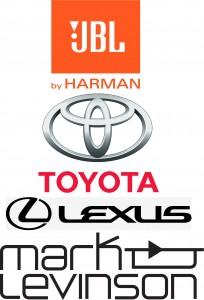 Toyota Lexus JBL Mark Levinson