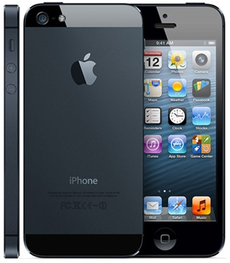Apple iPhone 5 - vues