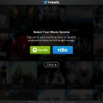 twitter music-page Music Service