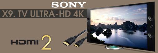Compatibilité HDMI 2.0
