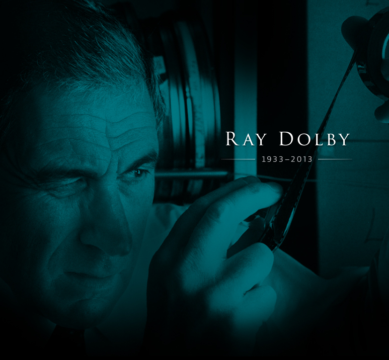 RIP Ray Dolby