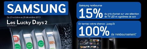 Samsung Lucky Days 2