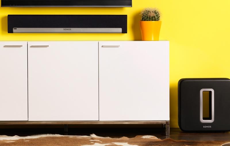 Sonos Playbar + Sub = Home-cinéma