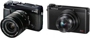 Fujifilm XE-2 et XQ1