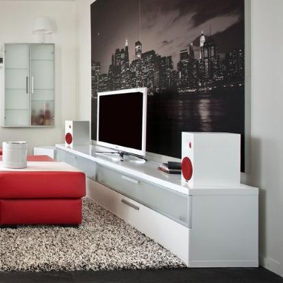 Des enceintes design pour les salons les plus raffinés : merci amphion !