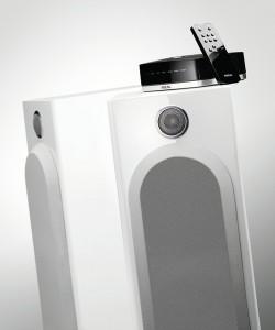 Enceinte sans-fil amplifiée Focal Easya (finition blanche)