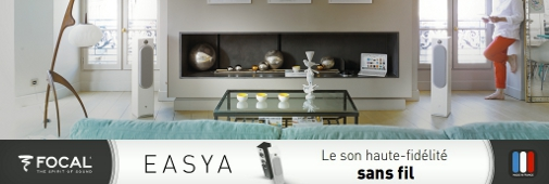 Focal Easya : le Spirit of Sound en mode sans-fil !
