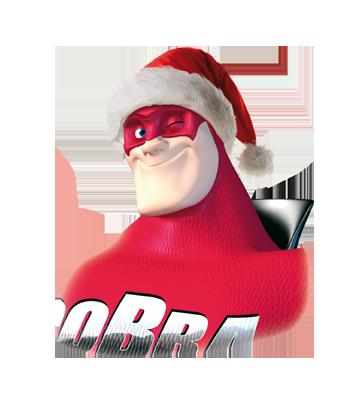 Père Noël Masqué