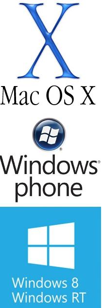Enceintes sans-il compatibles Mac, PC, et tablettes/smartphones sous Windows