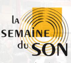 Logo Semaine du Son 2014