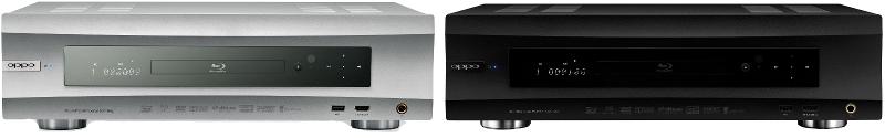 Oppo BDP-105D Silver et Noir