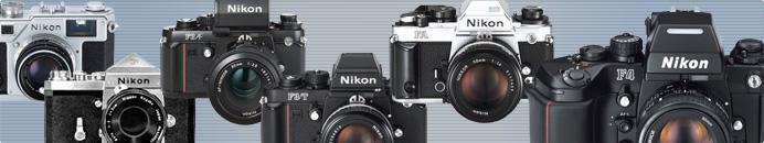 Nikon History