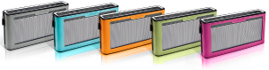 La Bose SoundLink III et ses caches de couleurs optionnels !