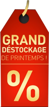 grand destockage de printemps