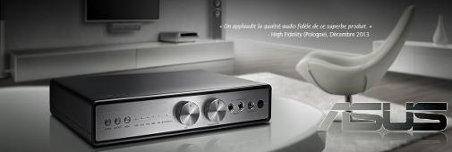 Asus Xonar Essence III : le meilleur DAC avec ampli casque intégré sous la barre des 2000€