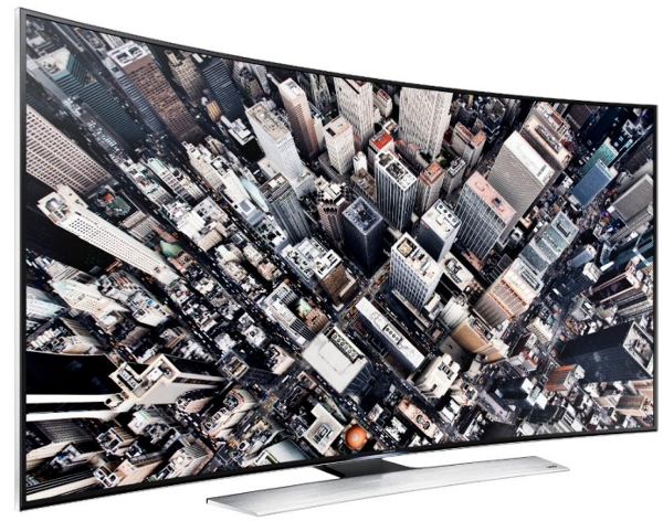 tv ultra hd curved Samsung UE-65HU8500