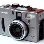 Canon PowerShot G1 (2001)