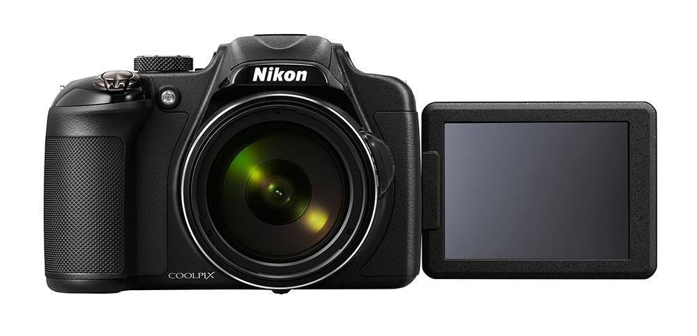 Nikon Coolpix P600-front