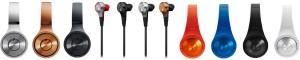 Pioneer : nouvelle gamme de casques audio 2014