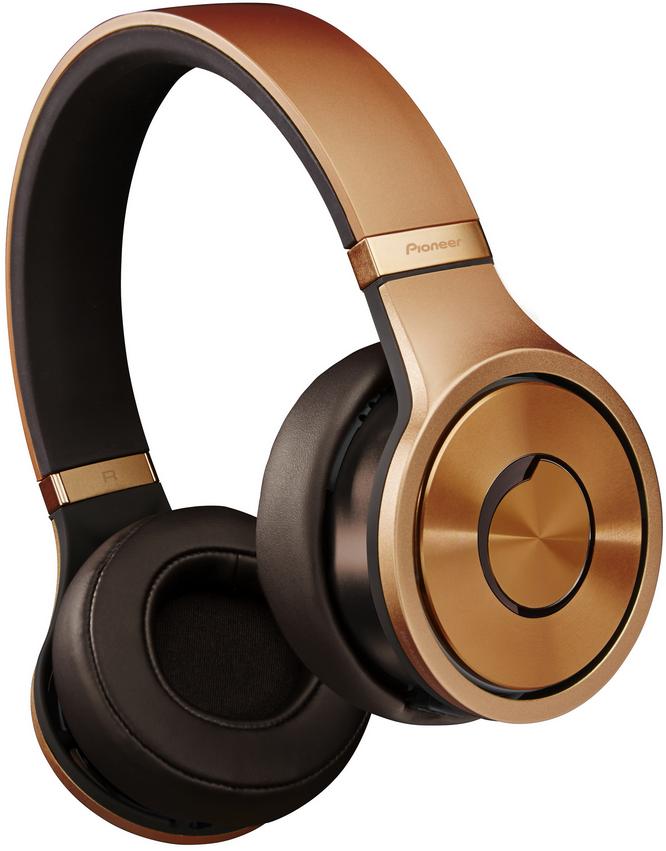 Pioneer SE-MX9 Copper (Cuivre)