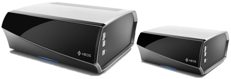 Denon Heos Amp & Heos Link