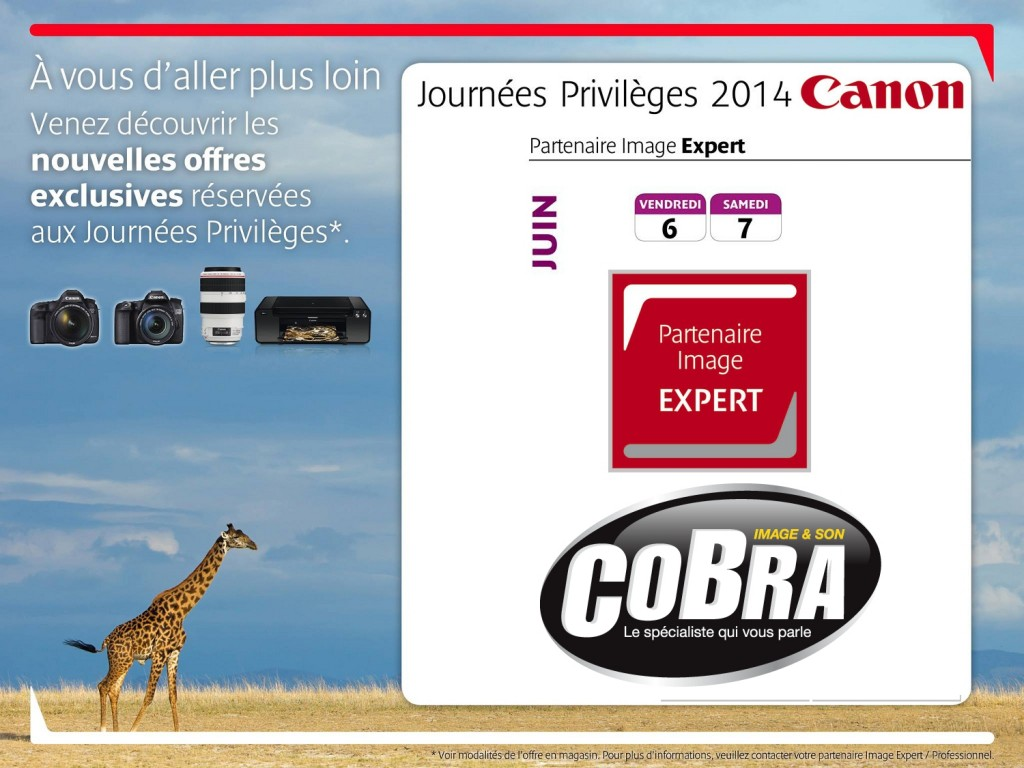 journees-privileges-canon-cobra-2014