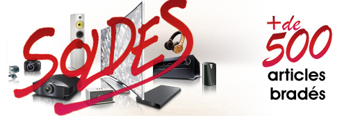 soldes été 2014 : hi-fi, home-cinéma, tv, écrans plats, photo...