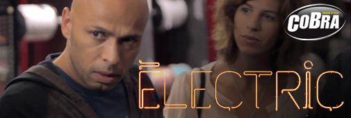 Ube pub EDF chez Cobra... Avec Eric Judor et Hafid Benamar !