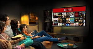 Netflix Visionnage