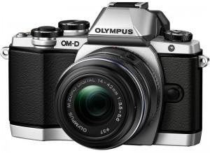 Olympus OM-D E-M10 Silver