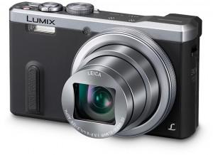 Panasonic Lumix DMC-TZ60EF Silver