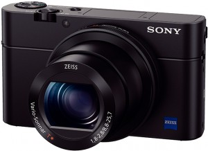 Sony DSC-RX100 Mark 3
