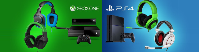 Sony-PS4-VS-Microsoft-Xbox-One