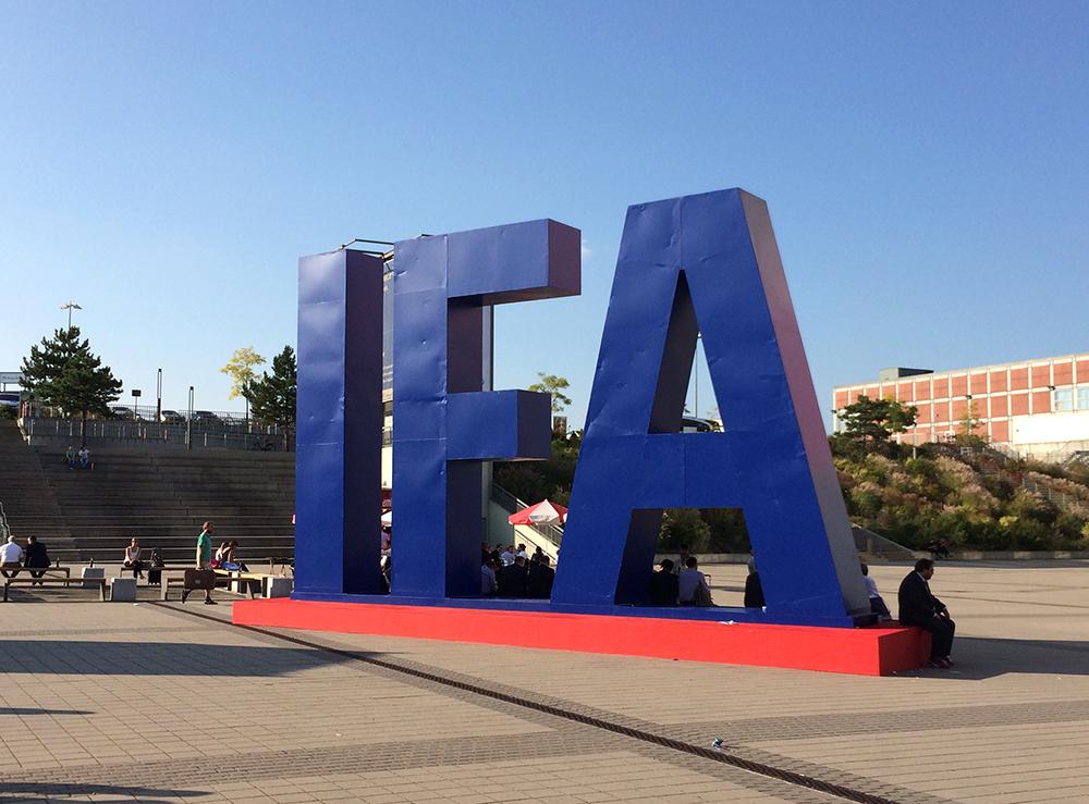 IFA de Berlin 2014 (Cobra - IFA 2014)