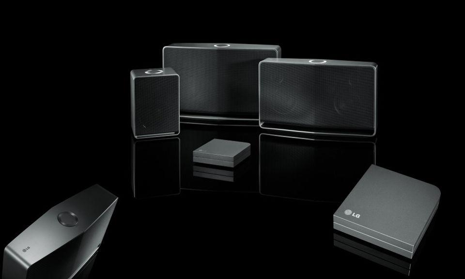 Système Multiroom LG Music Flow