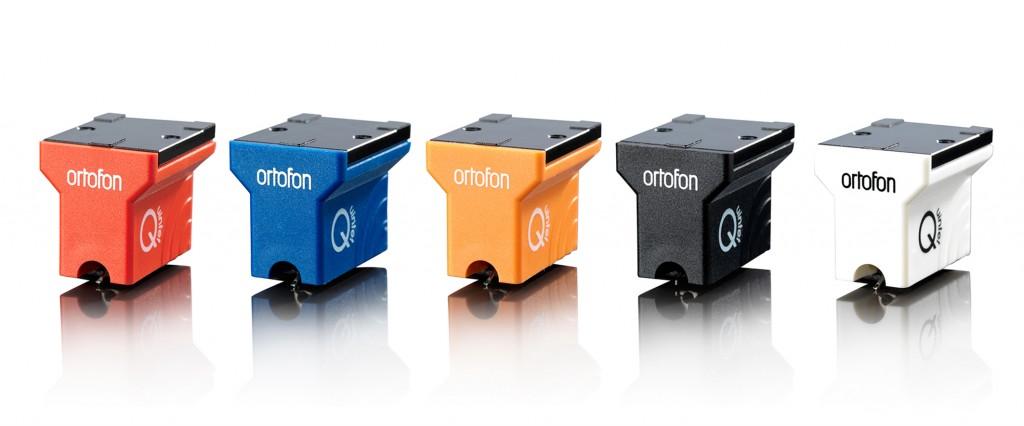 gamme Ortofon MC Quintet