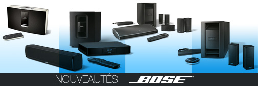 nouveaut s bose automne 2014 lifestyle soundtouch. Black Bedroom Furniture Sets. Home Design Ideas