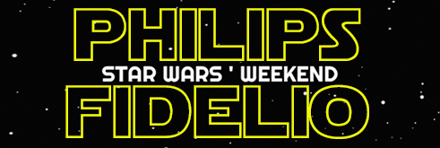 Philips Fidelio StarWars Weekend