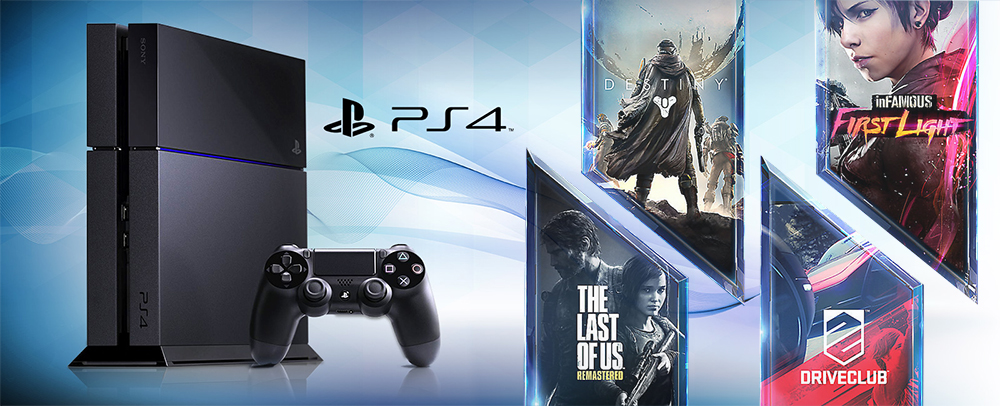 Sony-Playstation 4 Games