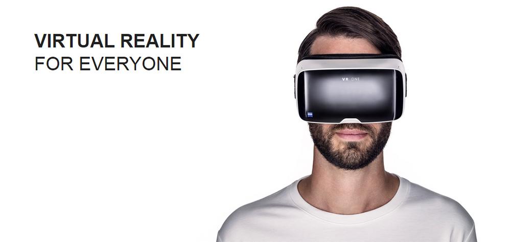 Casque de réalité virtuelle Carl Zeiss VR One