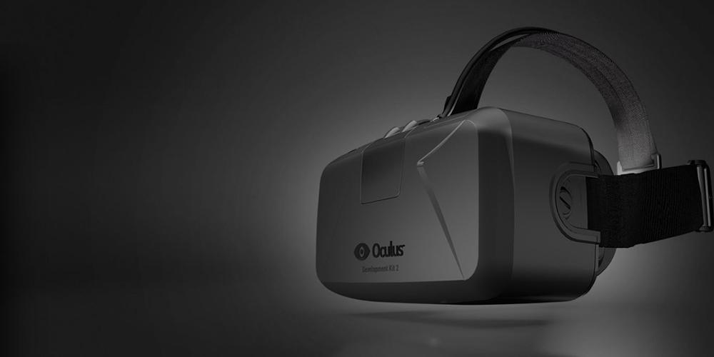 Casque de réalité virtuelle - Oculus-Rift-DK-2
