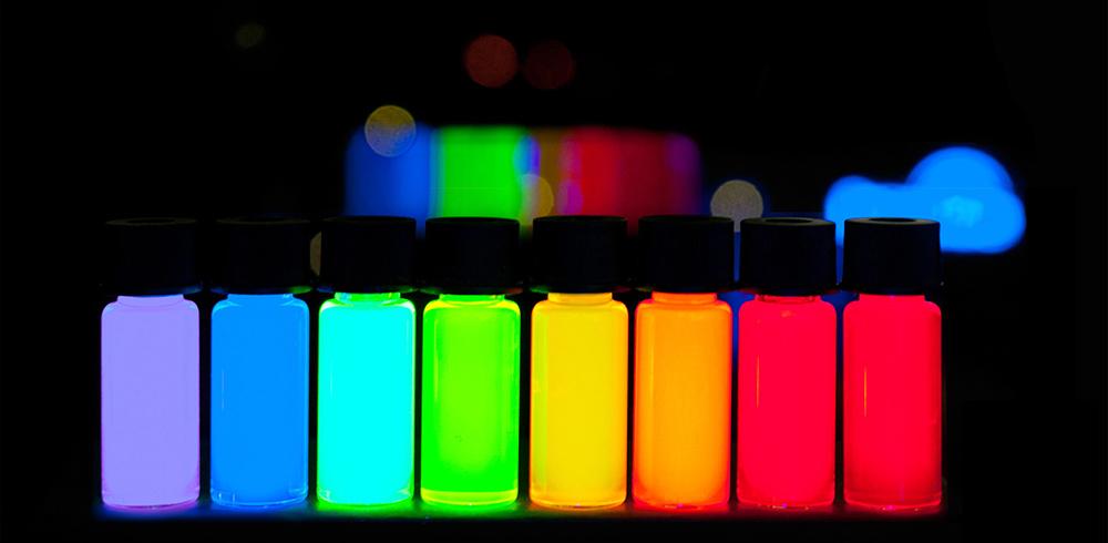 Technologie Quantum Dots par PlasmaChem