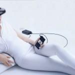 Casque / Lunettes / Visionneuse Sony HMZ-T3W (lifestyle)