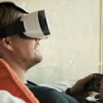 Casque / Lunettes de réalité virtuelle Samsung Gear VR (lifestyle
