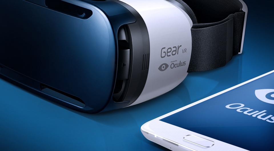 Casque / Lunettes de réalité virtuelle Samsung Gear VR by Oculus