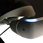 """Casque / Lunettes de réalité virtuelle Sony Playstation """"Project Morpheus"""""""