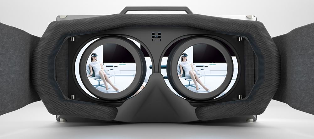 Tv UHD Vs Casques de réalité Virtuelle
